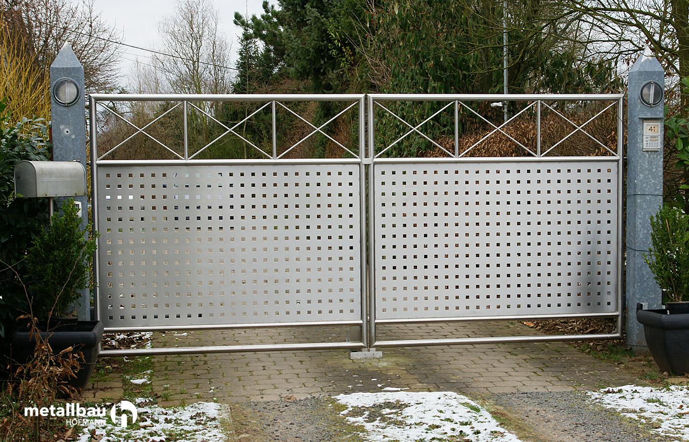 Metallbau Hofmann St Wendel – Starker Partner für Stahl und Edelstahl